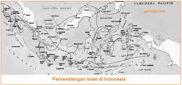 Kapan dan dari mana Islam Masuk Indonesia?