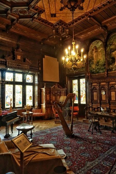 Weekday Wanderlust | Places: The Peles Castle in the Carpathian Mountains, Romania