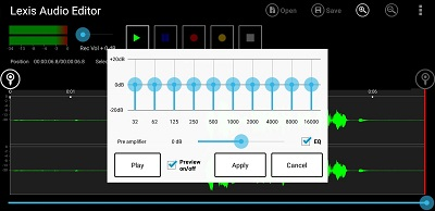 Cara Edit Suara Menggunakan Lexis Audio Editor