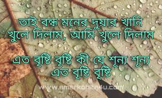 Brishti Lyrics Simantinee Roy