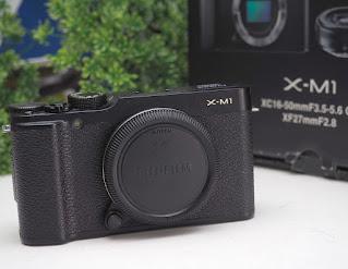 Jual Fujifilm X-M1 Wifi Bekas