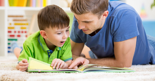 How to help my child read?