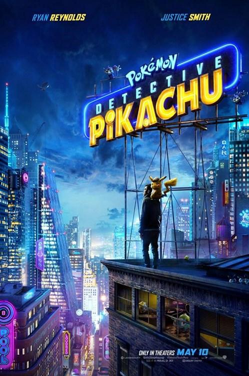 Review Filem Pokémon Detective Pikachu