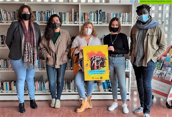 """Los Llanos de Aridane presenta la primera edición del festival alternativo juvenil """"Pibifest"""""""