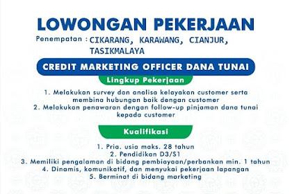 Lowongan Kerja Marketing OTO GROUP Tasikmalaya