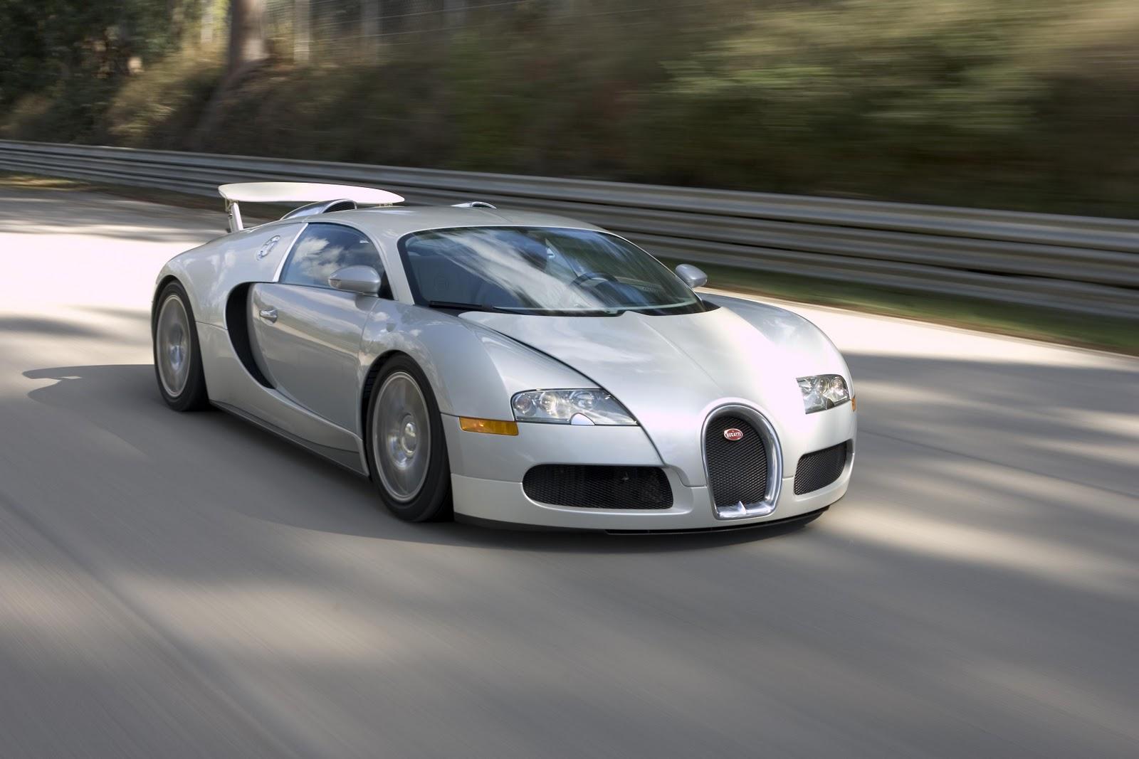 sports car world    meet your desires: bugatti veyron