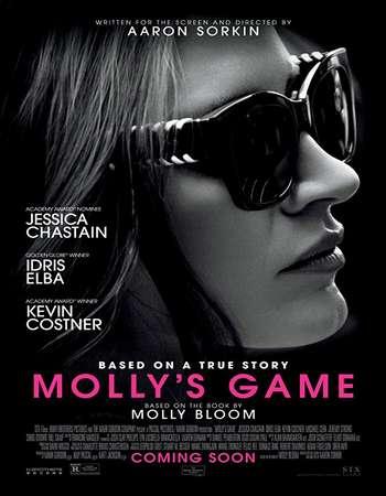 Mollys Game 2017 English 400MB Web-DL 480p ESubs