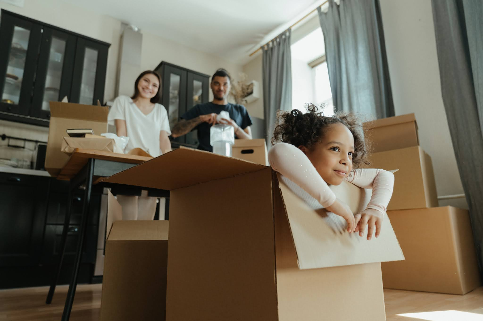 How to Mentally Prepare Your Kids for Moving Day