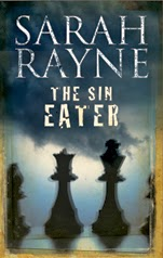 The Sin Eater by Sarah Rayne book cover