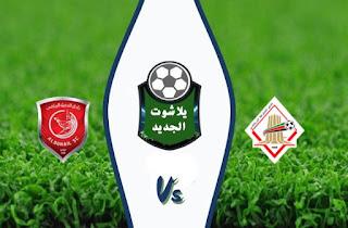 نتيجة مباراة الدحيل والشارقة اليوم الجمعة 18 / سبتمبر / 2020 دوري ابطال اسيا