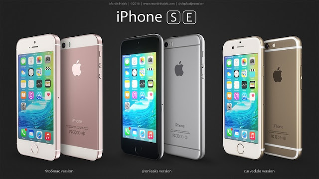 review ponsel Apple iPhone SE 2016