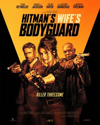 Hitman's Wife's Bodyguard (2021) Movie Review