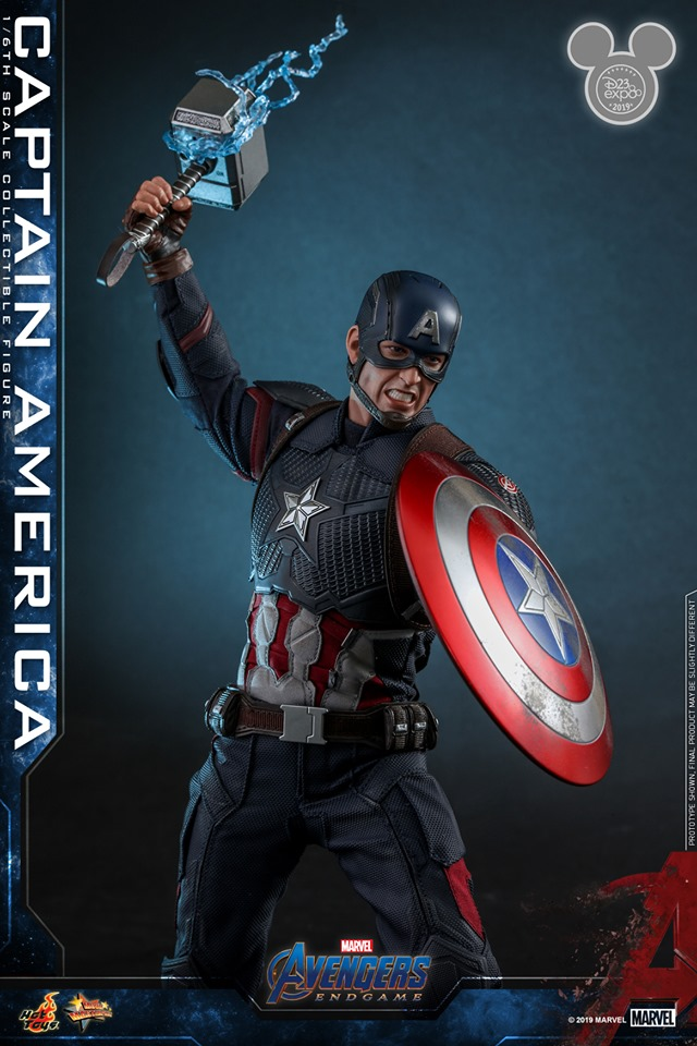 Captain America SP