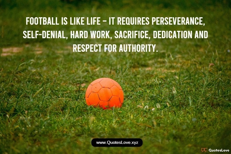 Football Quotes Inspirational