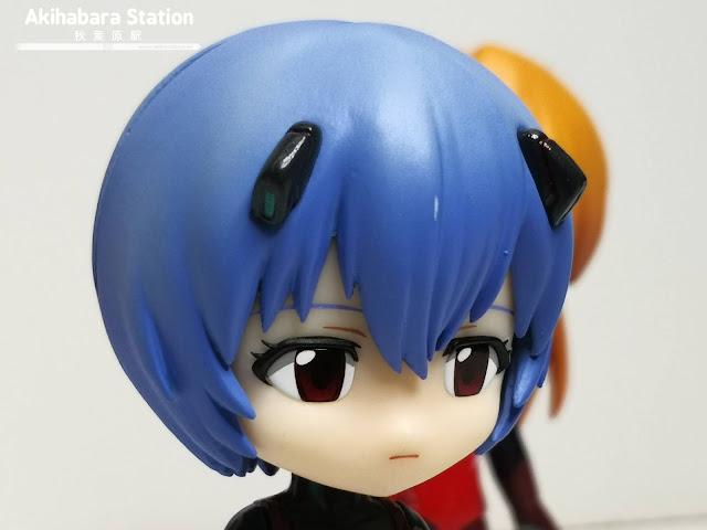 Figuras: Review de las Figuarts Mini de Shin Evangelion Gekijōban: Ayanami Rei, Asuka Langley y Mari Illustrious - Tamashii Nations