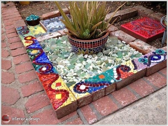 Mosaic Garden 10
