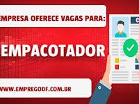 Emprego para Empacotador PCD    (R$ 998,00 )