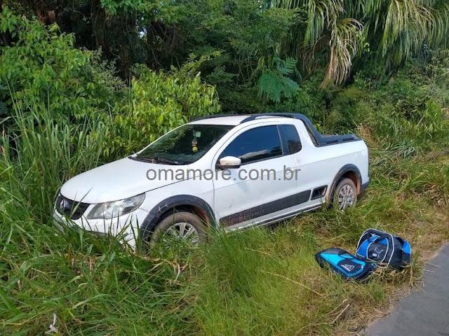 Polícia Militar apreende 12,5 kg de cocaína na BR Engenheiro Isaac Bennesby