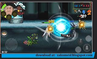 Gameplay Download Naruto Senki Mod Hero Battle Spesial Kemerdekaan Apk