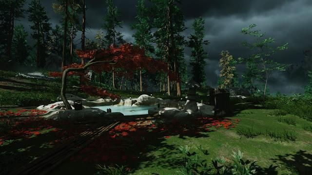 Análisis-Ghost-of-Tsushima-en-PS4 Apartado gráfico