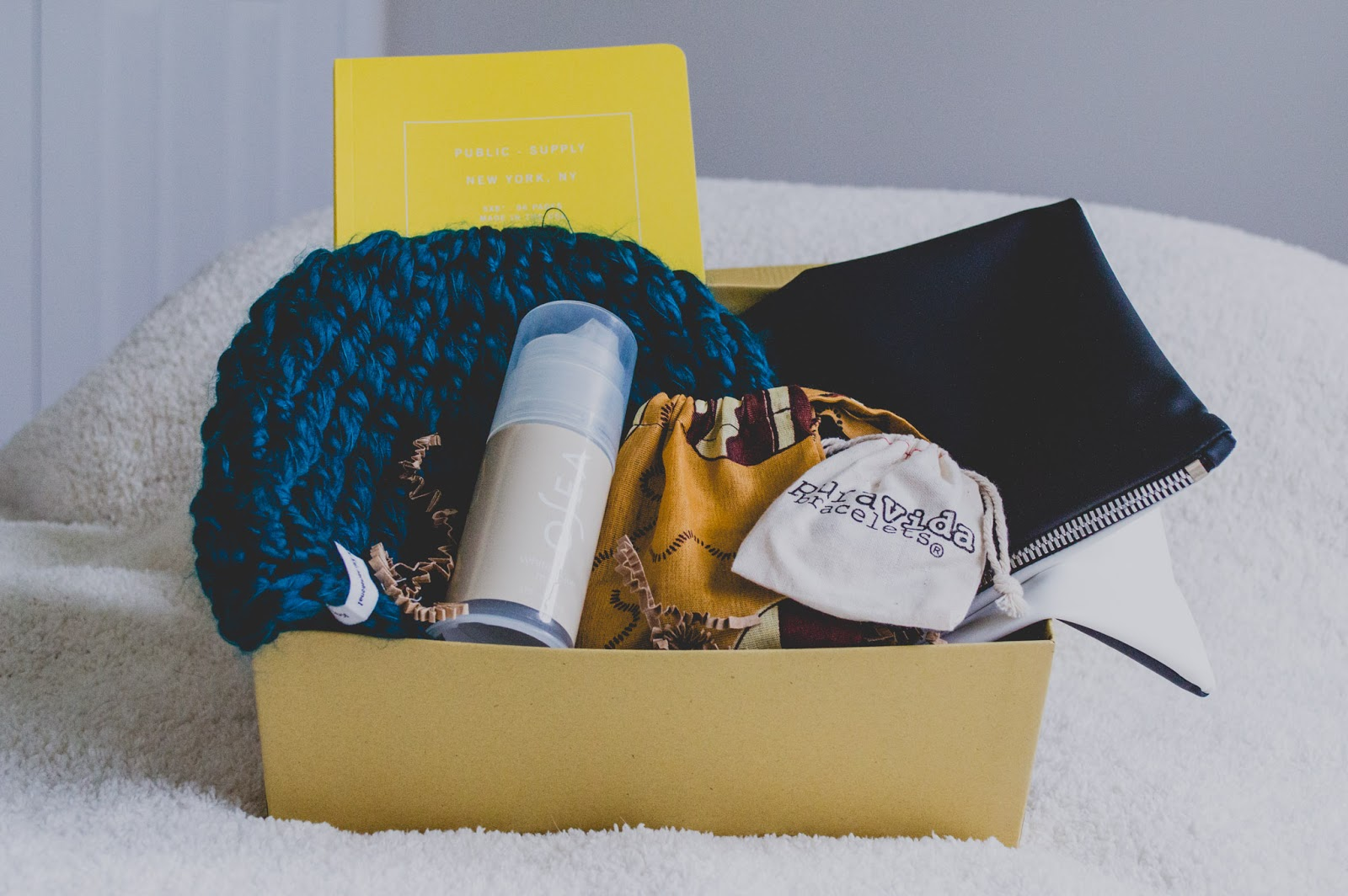 Conscious Commerce Limited Edition Curated Birchbox Products