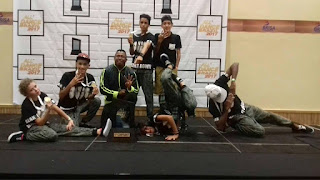 "Grupo de Hip Hop ""The4boyz"" de Sete Barras-SP sagra-se Campeão do ""ALL DANCE BRAZIL 2017"""