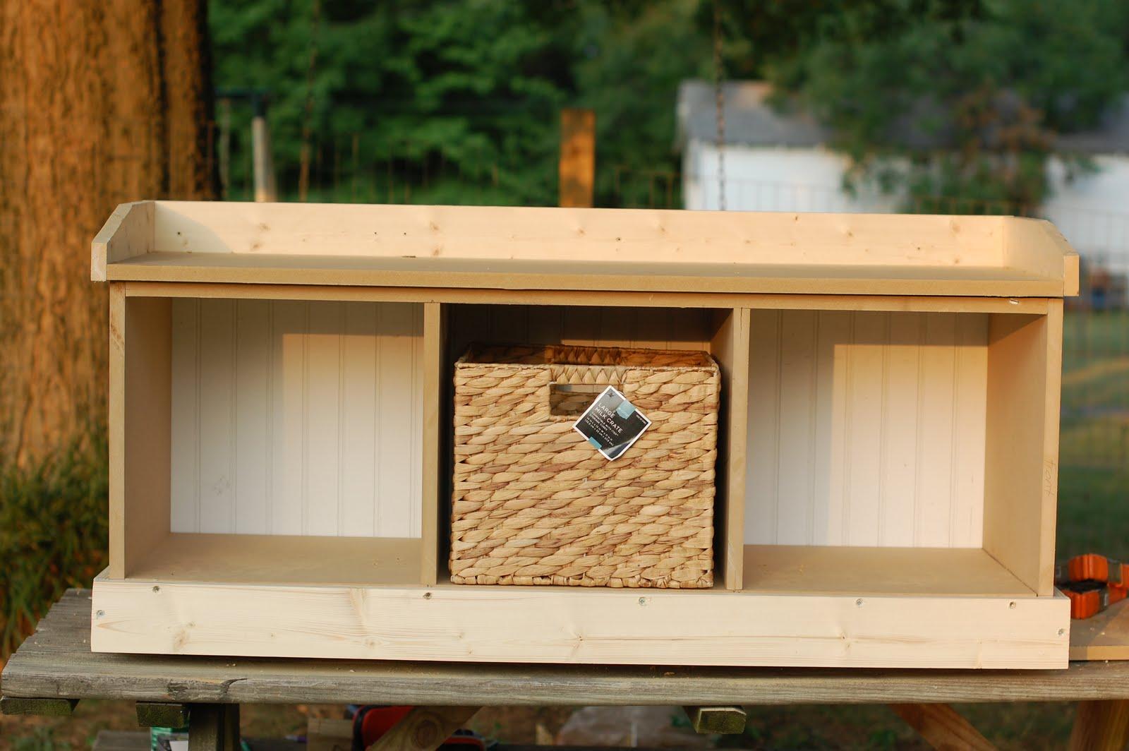 Woodwork Foyer Bench Diy PDF Plans