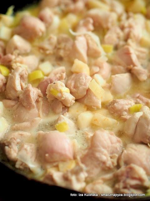 filety z udek, kurczak, pasztet drobiowy, wielkanocne przepisy, z warzywami