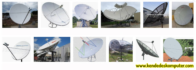 Macam-Macam Antena C-Band