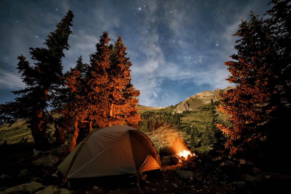 Літо в горах