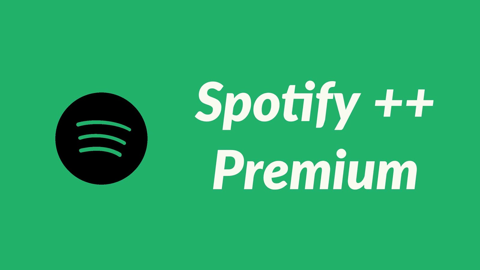 spotify da appvalley