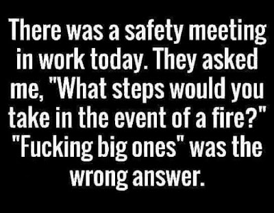 THE SAFETY MEETING
