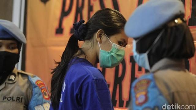 Ini Dia Nani Aprilliani, Pengirim Takjil Maut Beracun di Bantul