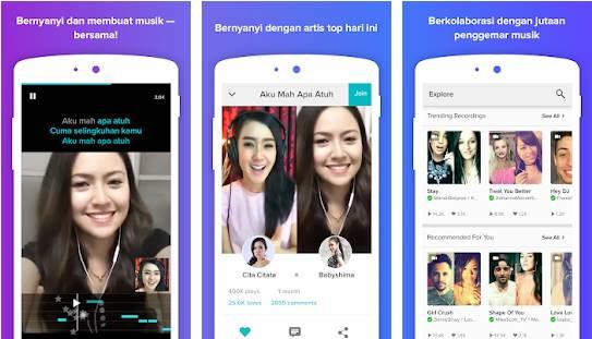 aplikasi karaoke terbaik android - Apakah kamu pernah karaoke? Karaoke adalah salah satu kata yang diberikan oleh orang yang sedang menyayi lagu orang lain di dalam ruangan, kegiatan karaoke sangat lah populer sekali di Indonesia terutama sederet anak muda di Indonesia yang sangatlah menyukai kegiatan ini sebagai hiburan setelah sekolah maupun selesai kerja.
