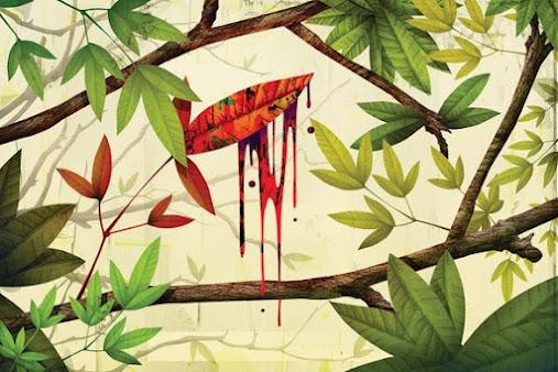 Bức tranh Nước mắt của rừng
