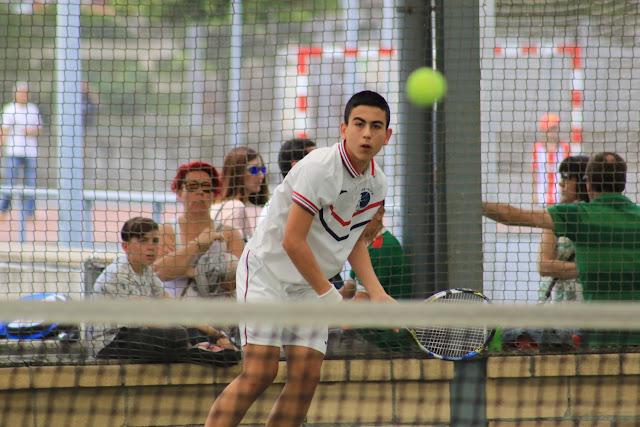 Campeonato Escolar de Tenis de  Bizkaia