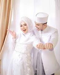 foto prewedding muslimah