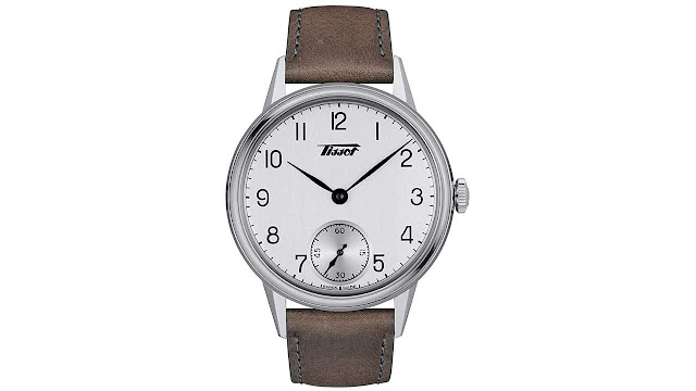 Tissot Men's Heritage Swiss Mechanical Watch