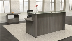 Fashionable Reception Desk