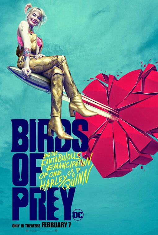 مشاهدة فيلم Birds of Prey 2020 اون لاين بدون اعلانات