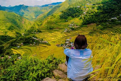 Reminiscing Batad Philippines