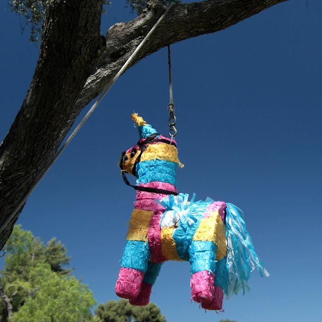 piñata para fiesta