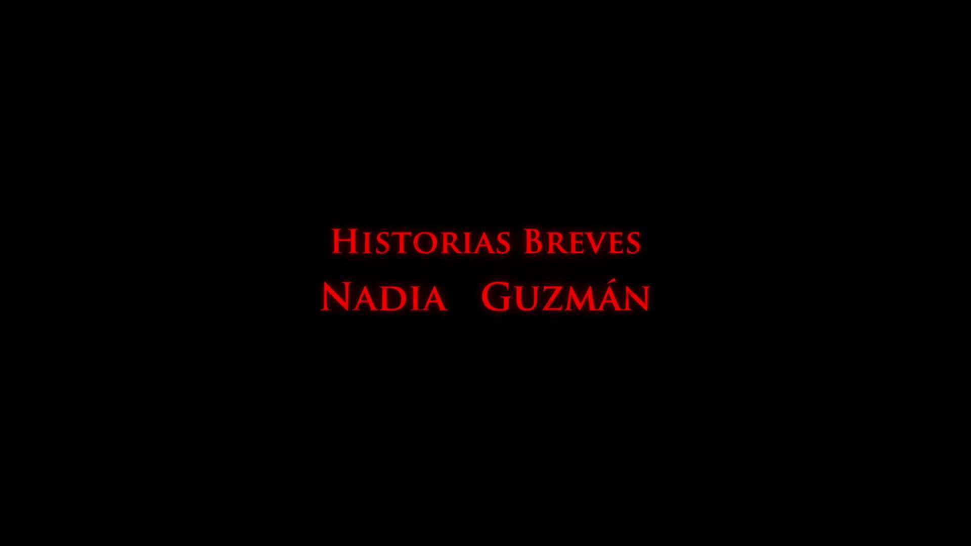 Élite historias breves: Nadia Guzmán (2021) Temporada 1 1080p WEB-DL Latino