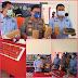 Kapolresta Deli Serdang Pimpin Press Release Kasus Psikotropika Sebanyak 2.297 Butir