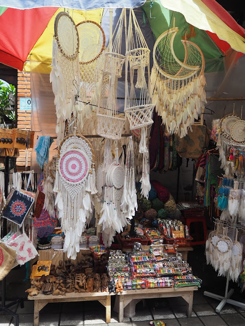 Dream Catcher di Pasar Seni Ubud