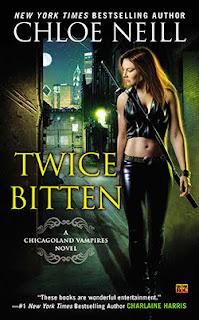 Twice bitten 3, Chloe Neill