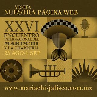encuentro internacional del mariachi y la charrería 2019