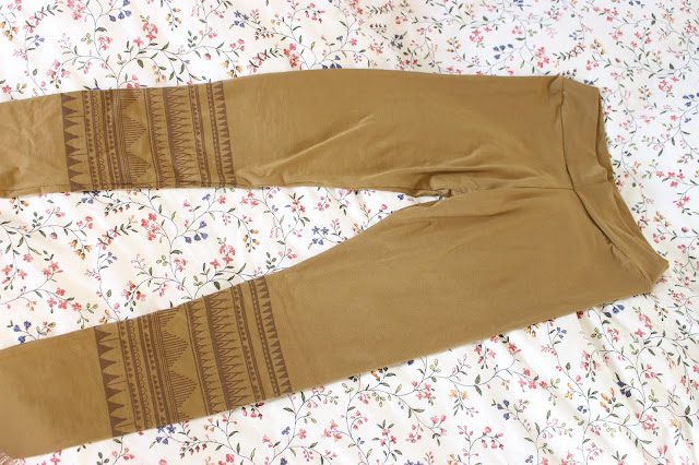 Primitive Tribal Craft Review , Primitive Tribal Craft Review etsy, organic cotton leggings