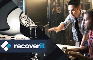 Download Crack Wondershare Recoverit terbaru