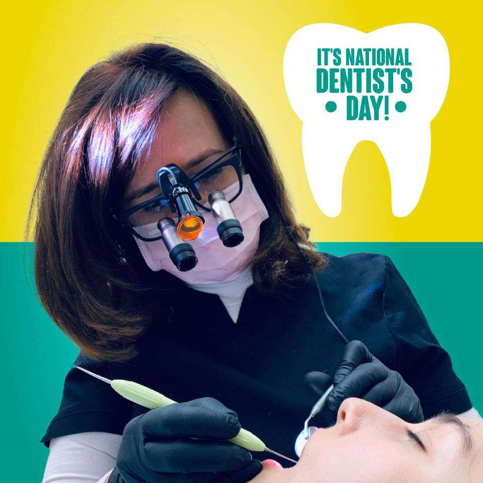 National Dentist's Day Wishes